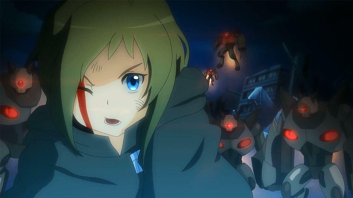 Sjekk ut Microsofts anime-reklame
