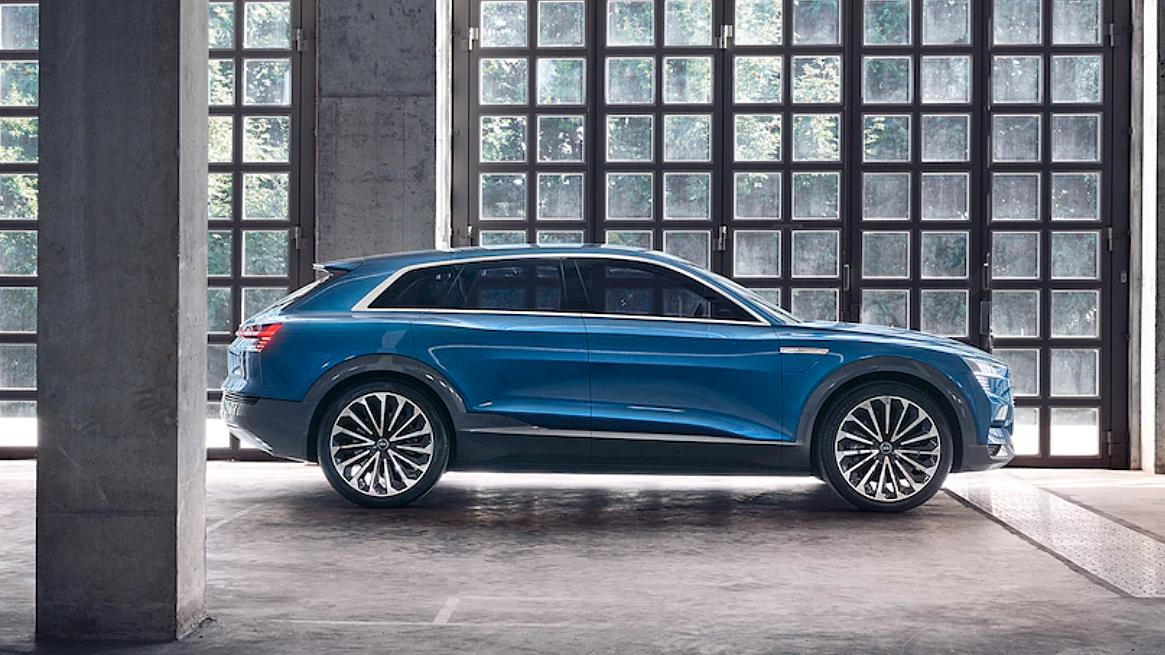 Audi bekrefter lanseringsdatoen for e-tron quattro