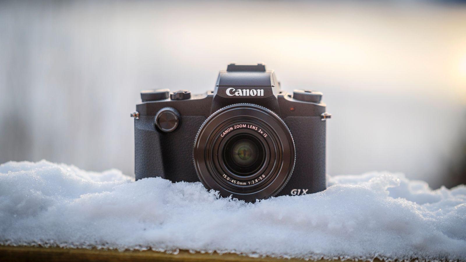 Canon G1 X III