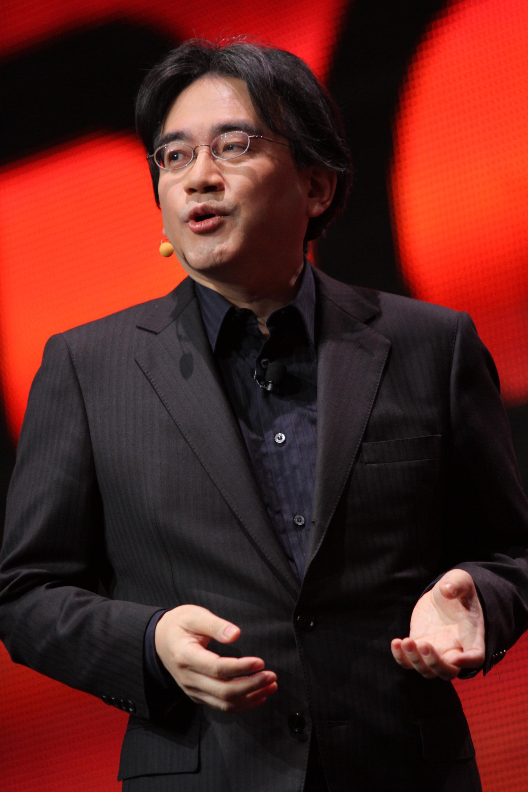 Nintendo-sjefen Saturo Iwata har sagt at Wii U-oppfølgeren vil by på noe helt nytt, men det er uvisst hva. Foto: Wikipedia