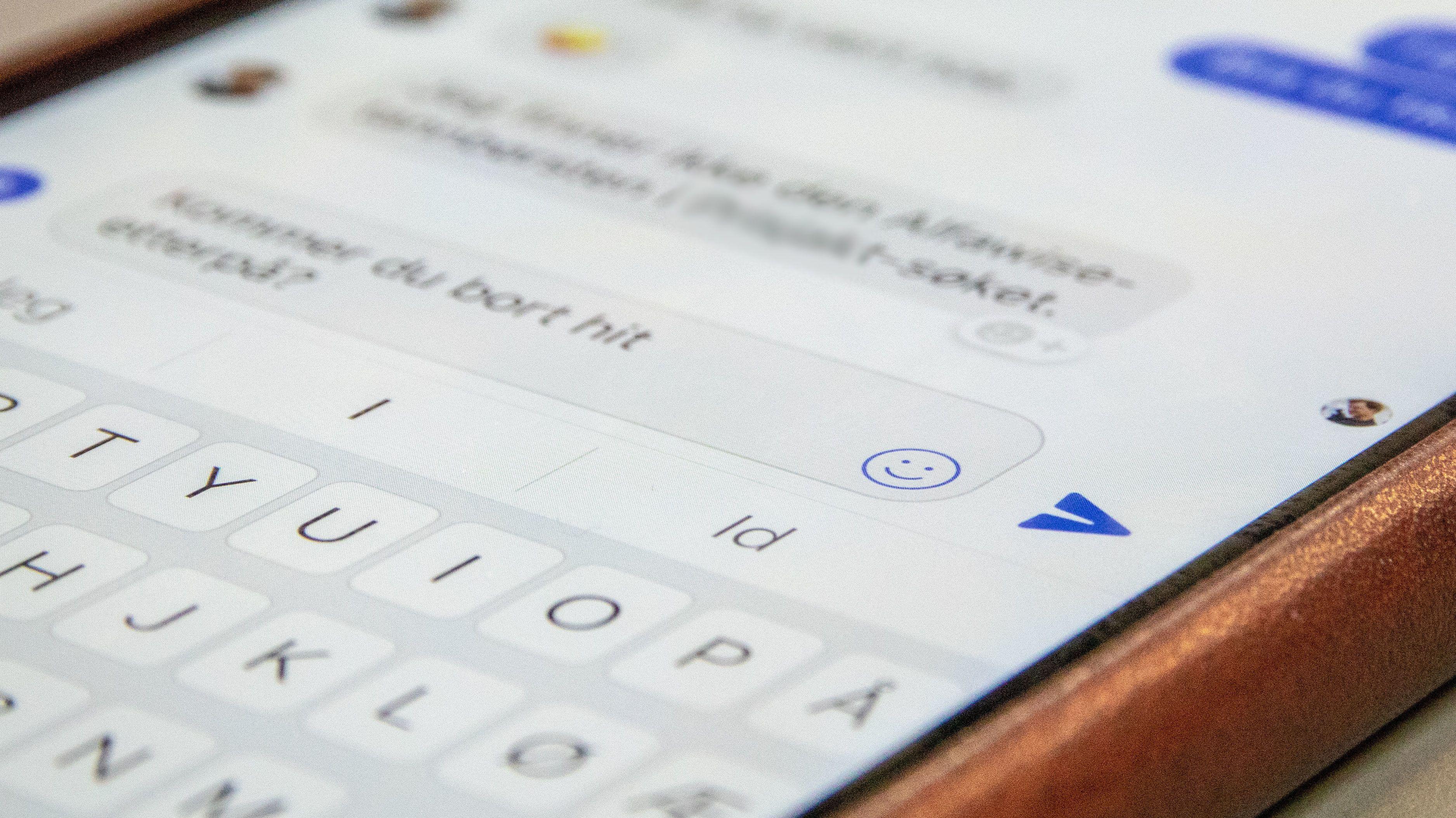 Snart vil du kunne sette utløpsdato på Facebook-meldingene dine