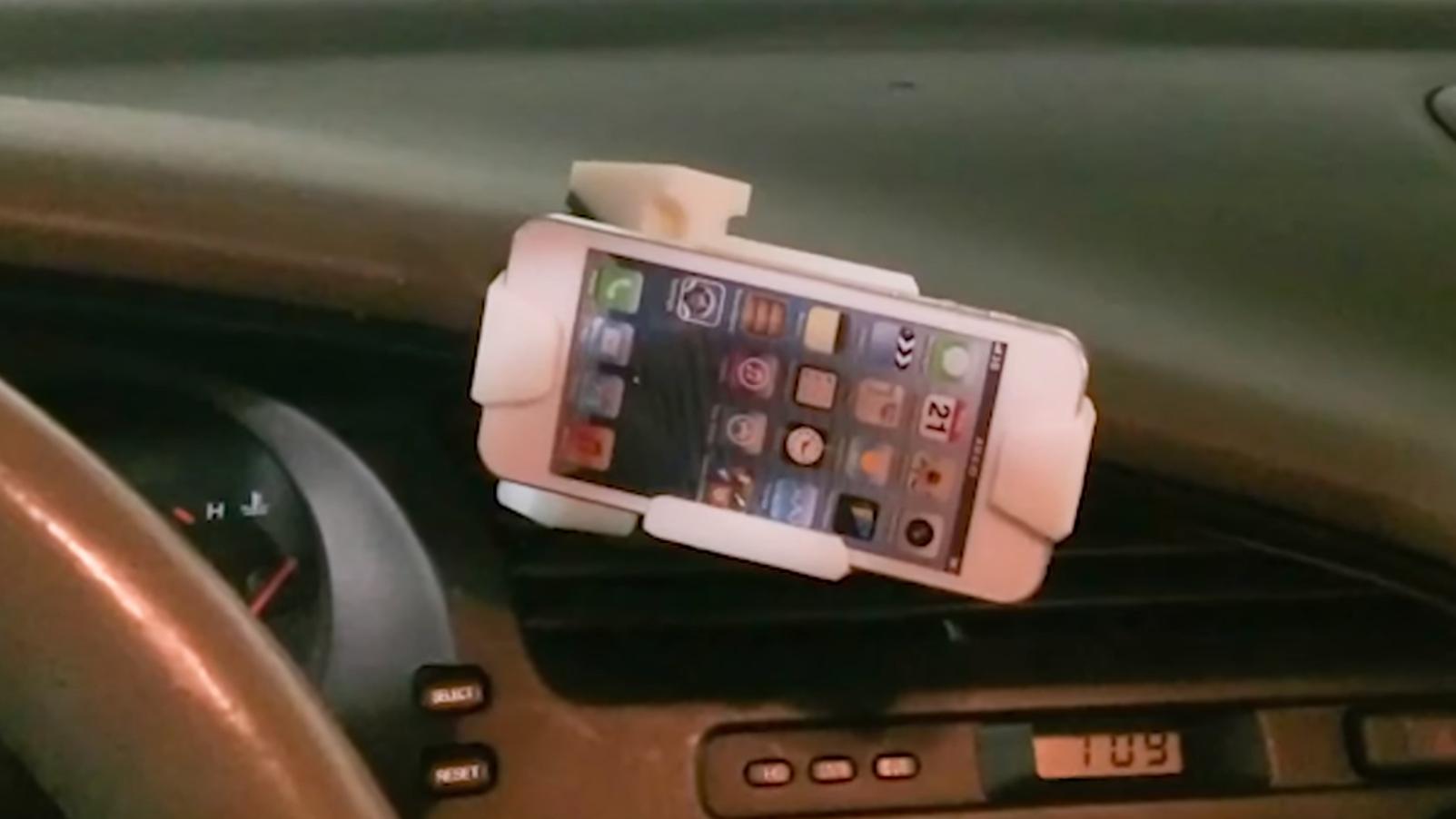 Slike mobilfester er det nå blitt enkelt å 3D-skrive