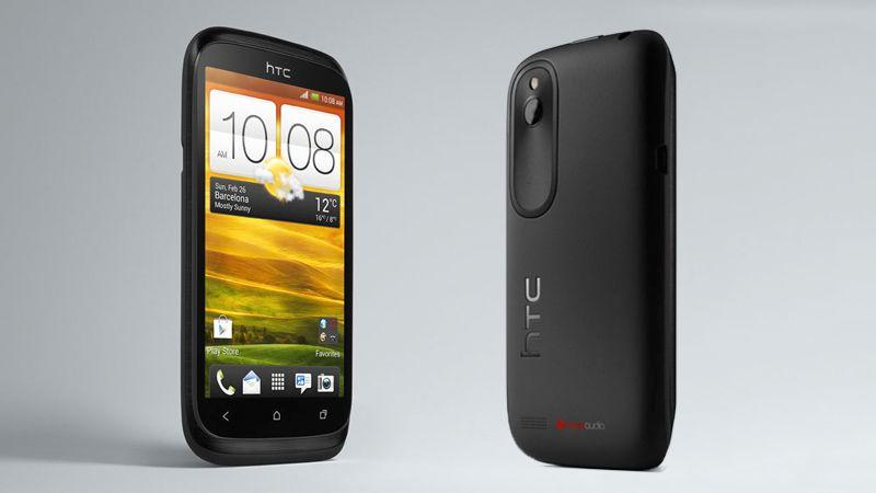 Telefonen ser svært ordinær ut.Foto: HTC