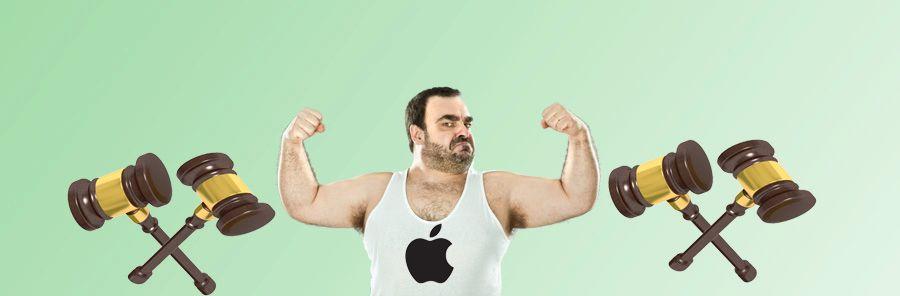 Apple saksøker HTC