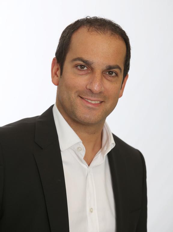 Greg Dray, europeisk sjef for læring og familie på YouTube.