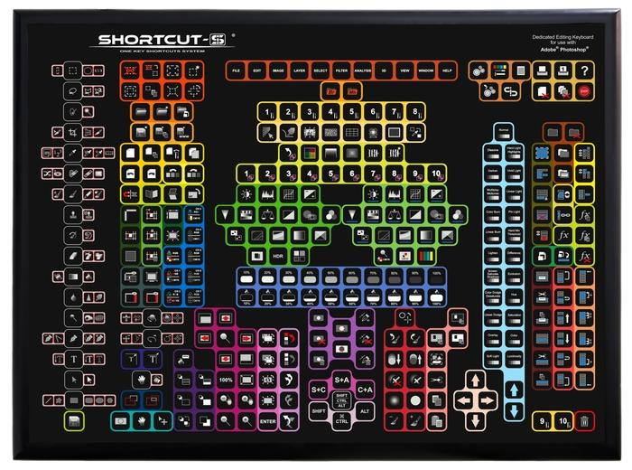 Tastaturet har til sammen 319 taster.Foto: Kickstarter