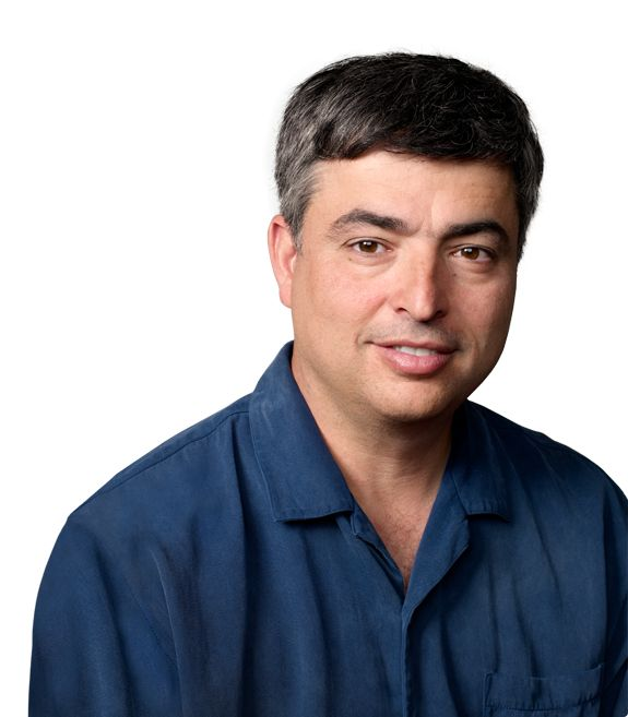 Eddy Cue, Senior Vice President, Internet Software and Services, Apple.Foto: Apple