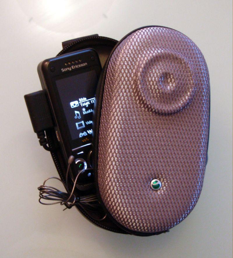 W760i plassert i MPS-100.