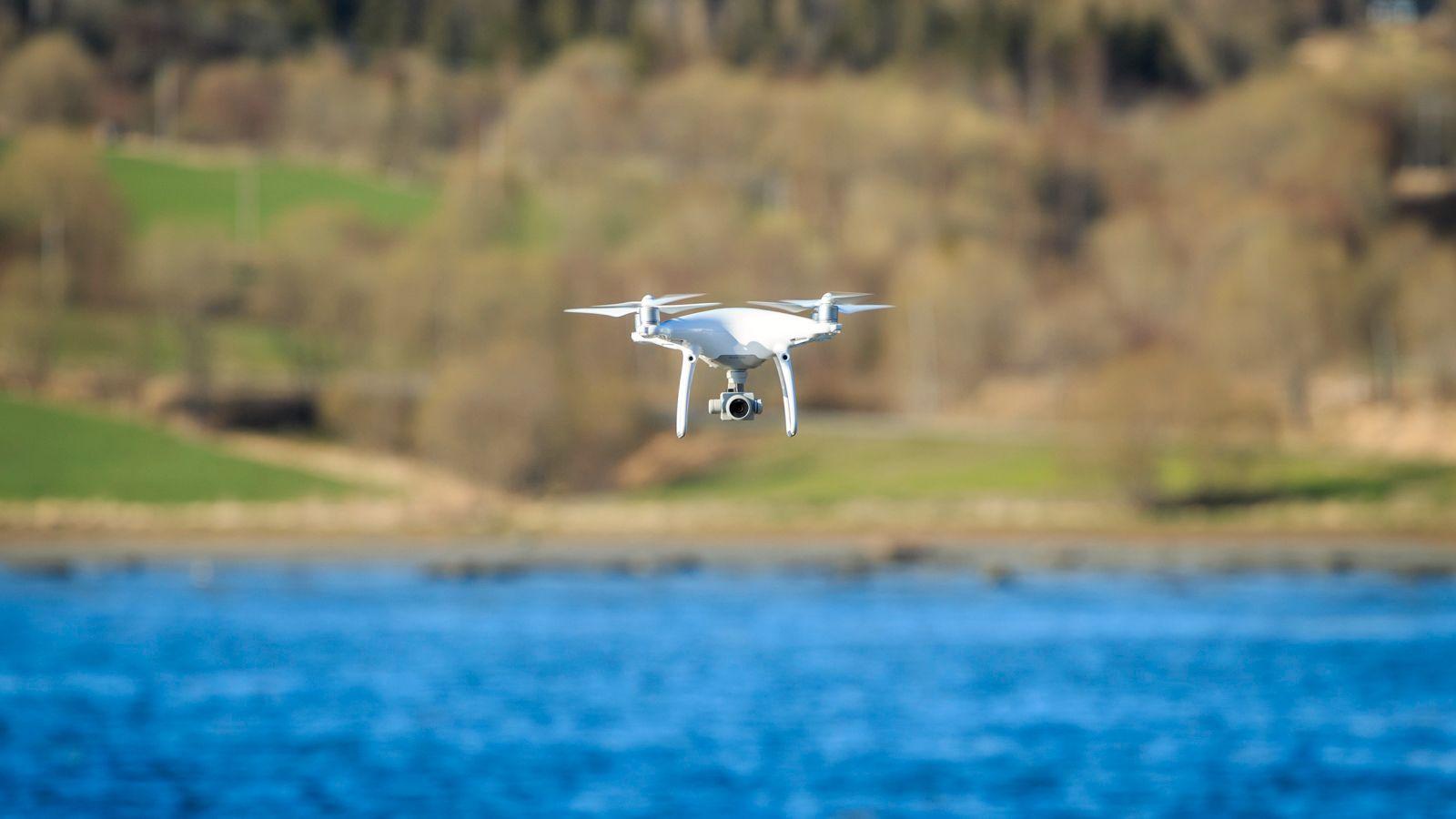 Skal gjøre droner lydløse