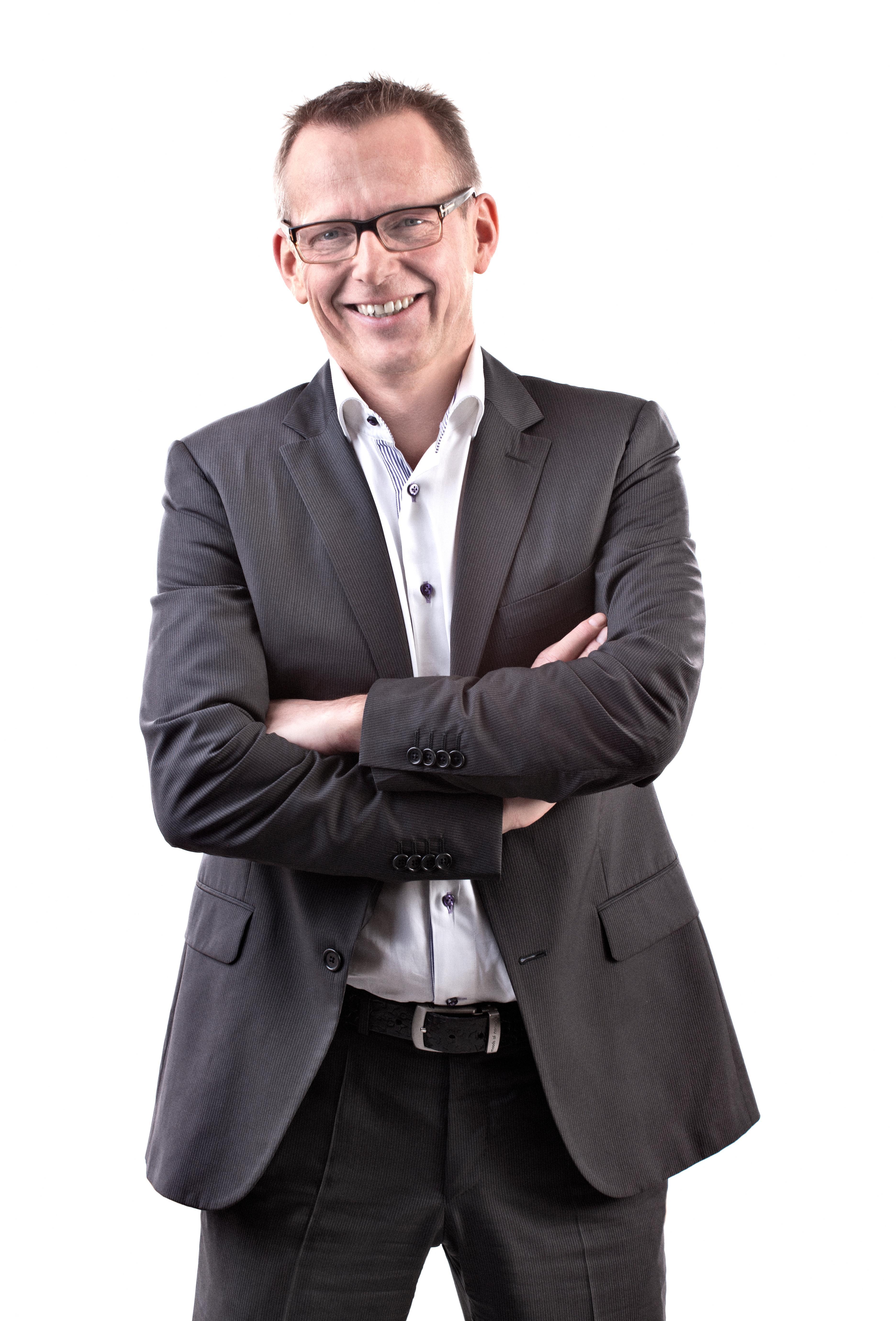 Administrerende direktør Arve Andreassen i Chess.Foto: Chess