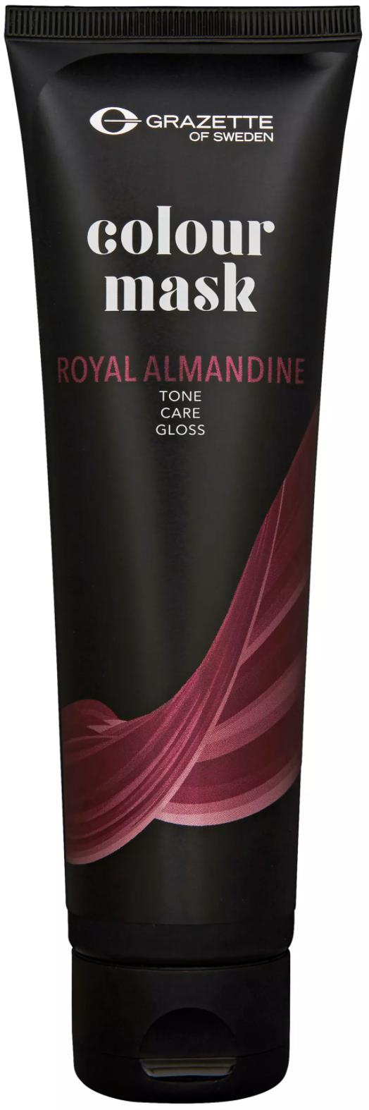 Pigmenterad hårinpackning från Grazette.