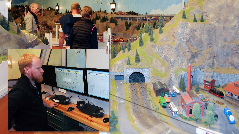 Gamlebyen Modelljernbanesenter