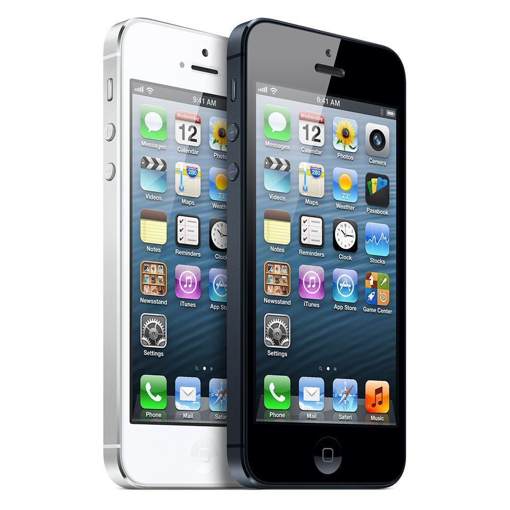 Apple iPhone 5.Foto: Apple