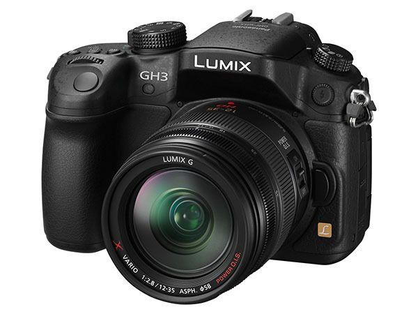 Panasonic Lumix DMC-GH3. NB! Objektiv medfølger ikke.Foto: Panasonic