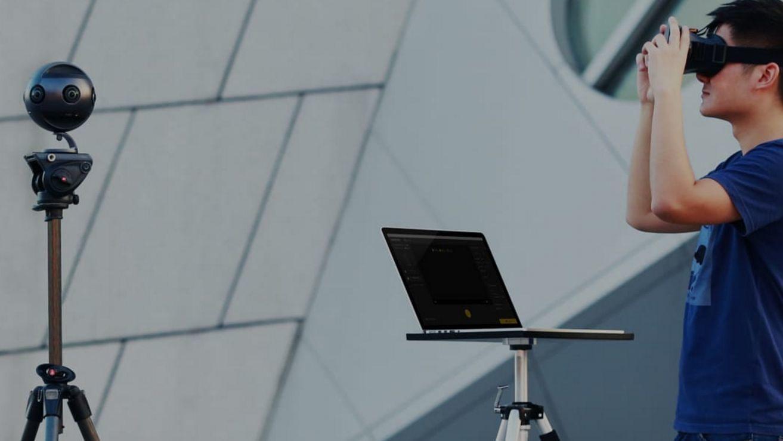 Dette kameraet tar opp ekte VR-video i 4K-oppløsning, og koster bare en tiendedel av Nokia Ozo