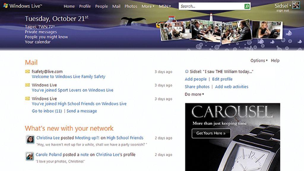 Nå kan du laste ned nye Windows Live
