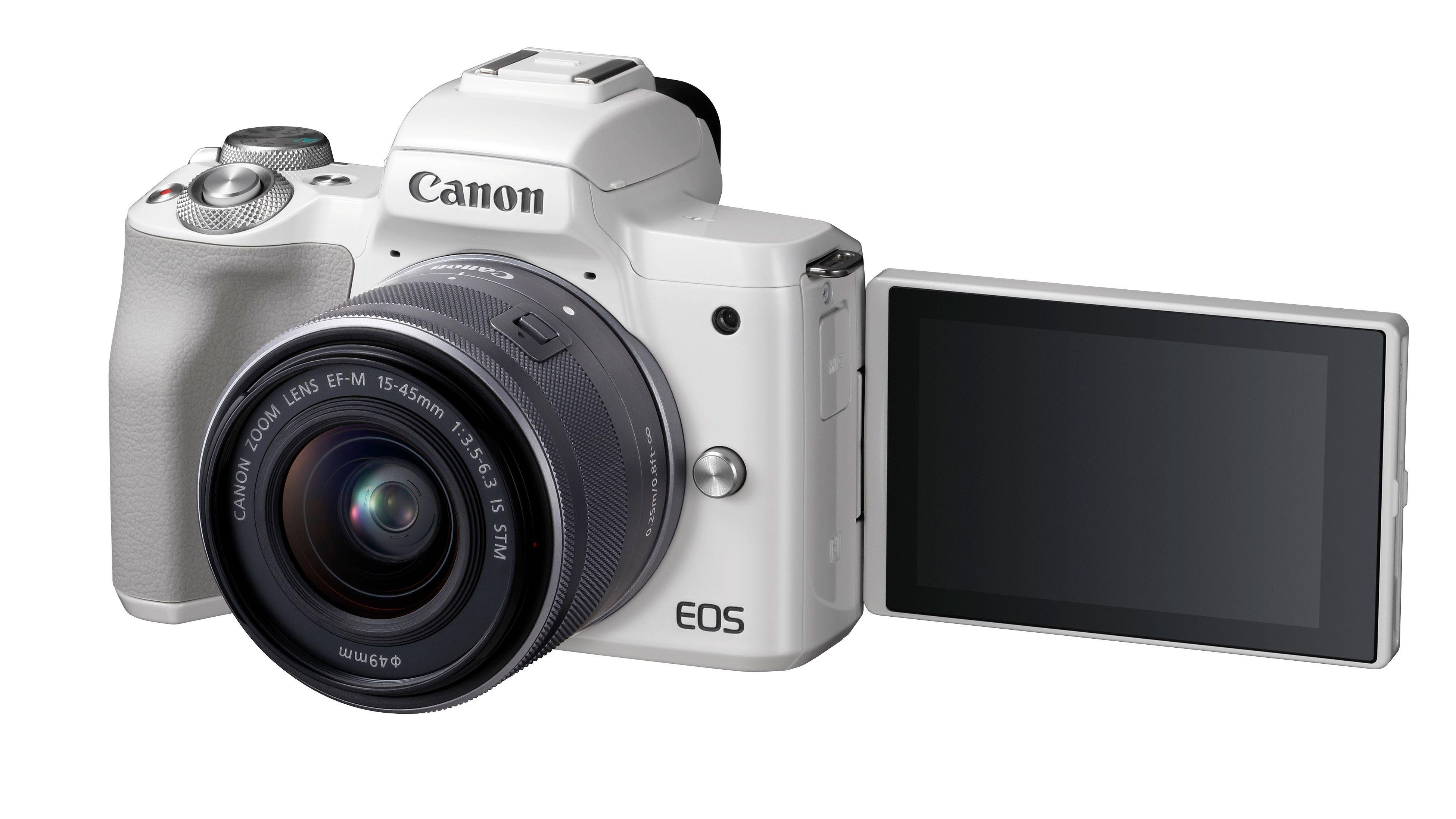 Canons nye speilløse kamera tar endelig 4K-video