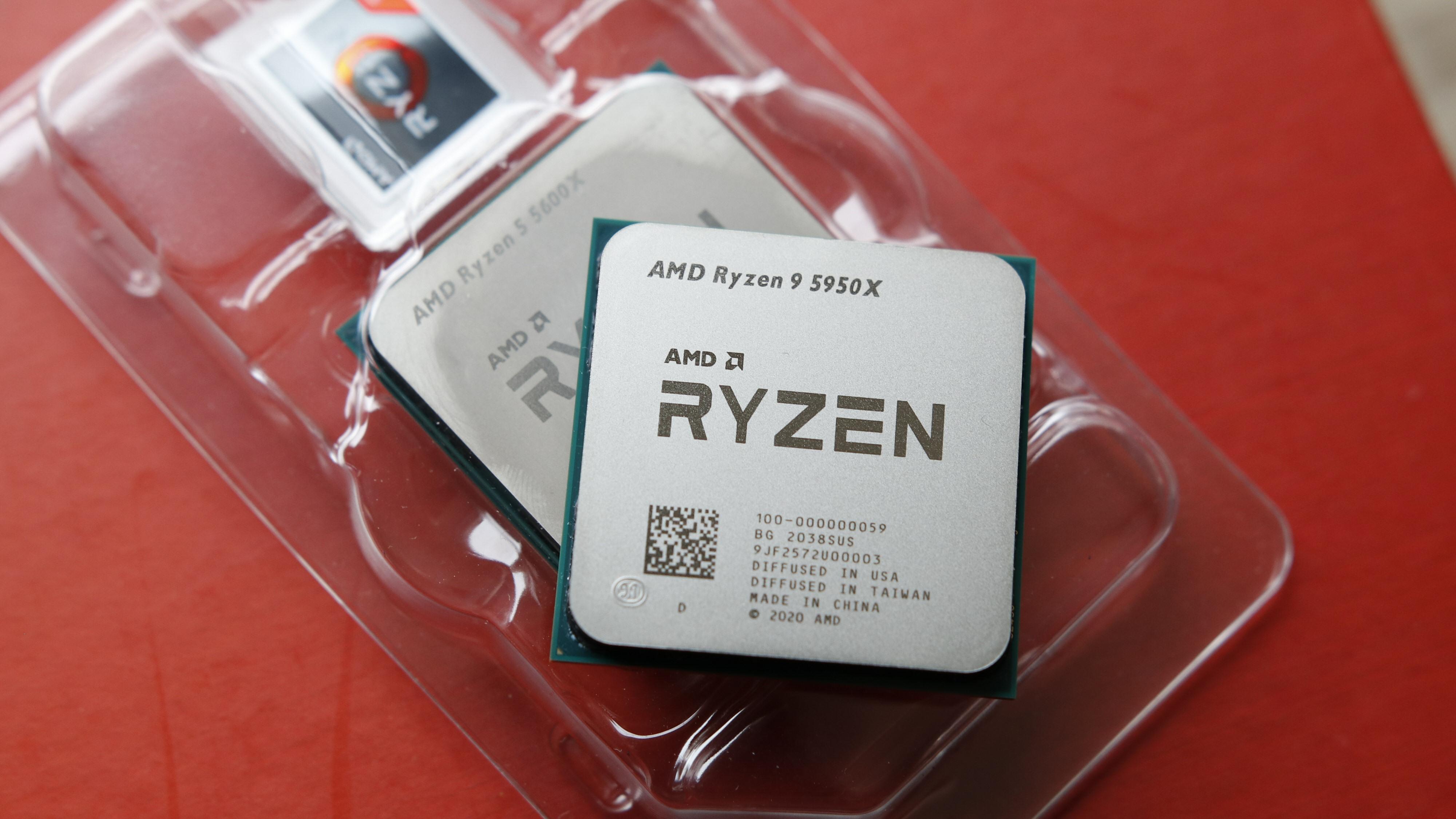 AMD er tilbake på topp