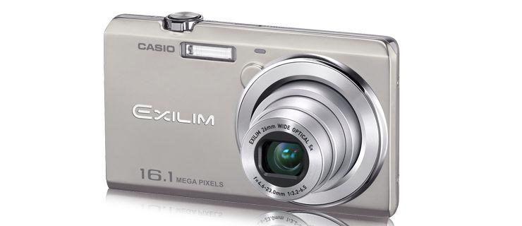 Casio Exilim ZS12