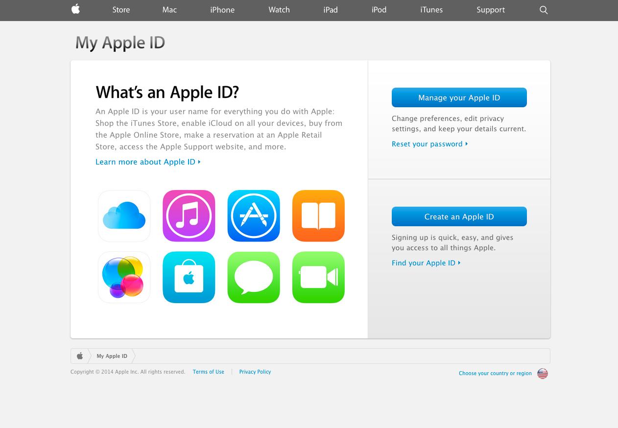 Apple - steg 1.Foto: Tek.no