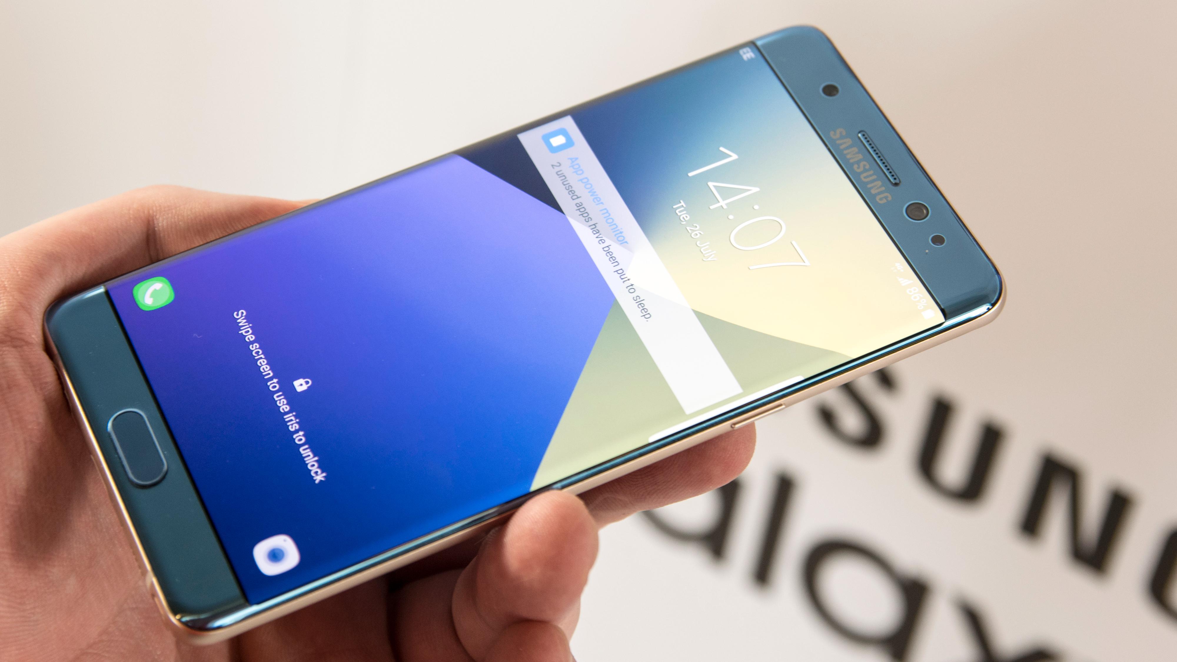– Derfor eksploderte Galaxy Note 7