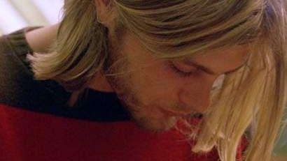 Cobain-doku med  Nirvana-låter