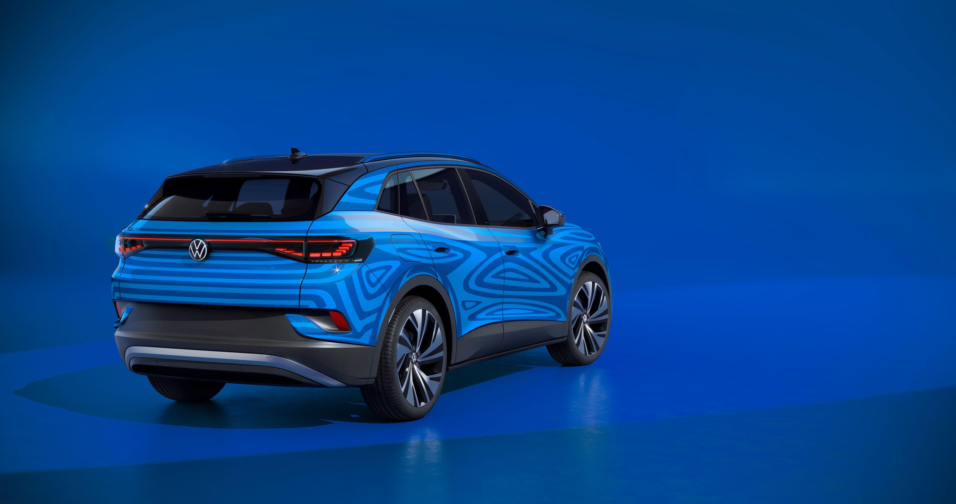 Volkswagens ID.4 vil møte tøff konkurranse. Kompakt-SUV-segmentet er et hvor konkurrentene står i kø for å ta markedsandeler.
