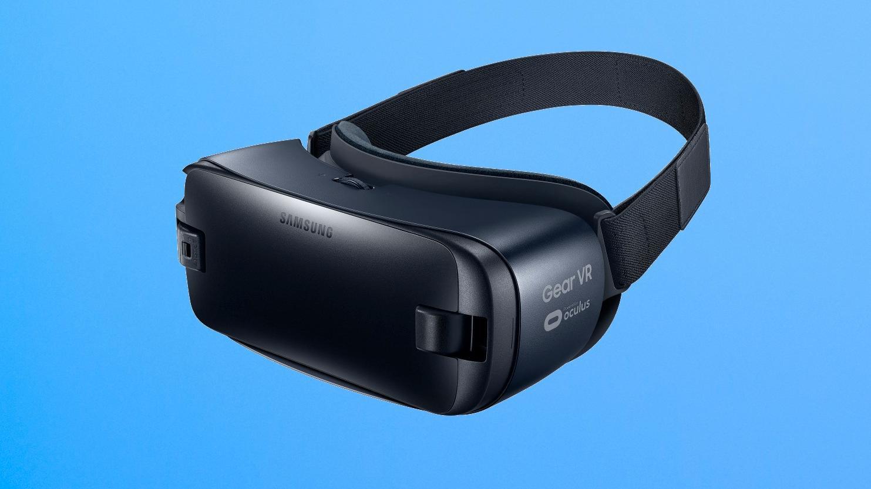 HTCs nye VR-briller skal bruke mobilteleon, som her avbildede Samsung Gear VR, men skal likevel skille seg ut.
