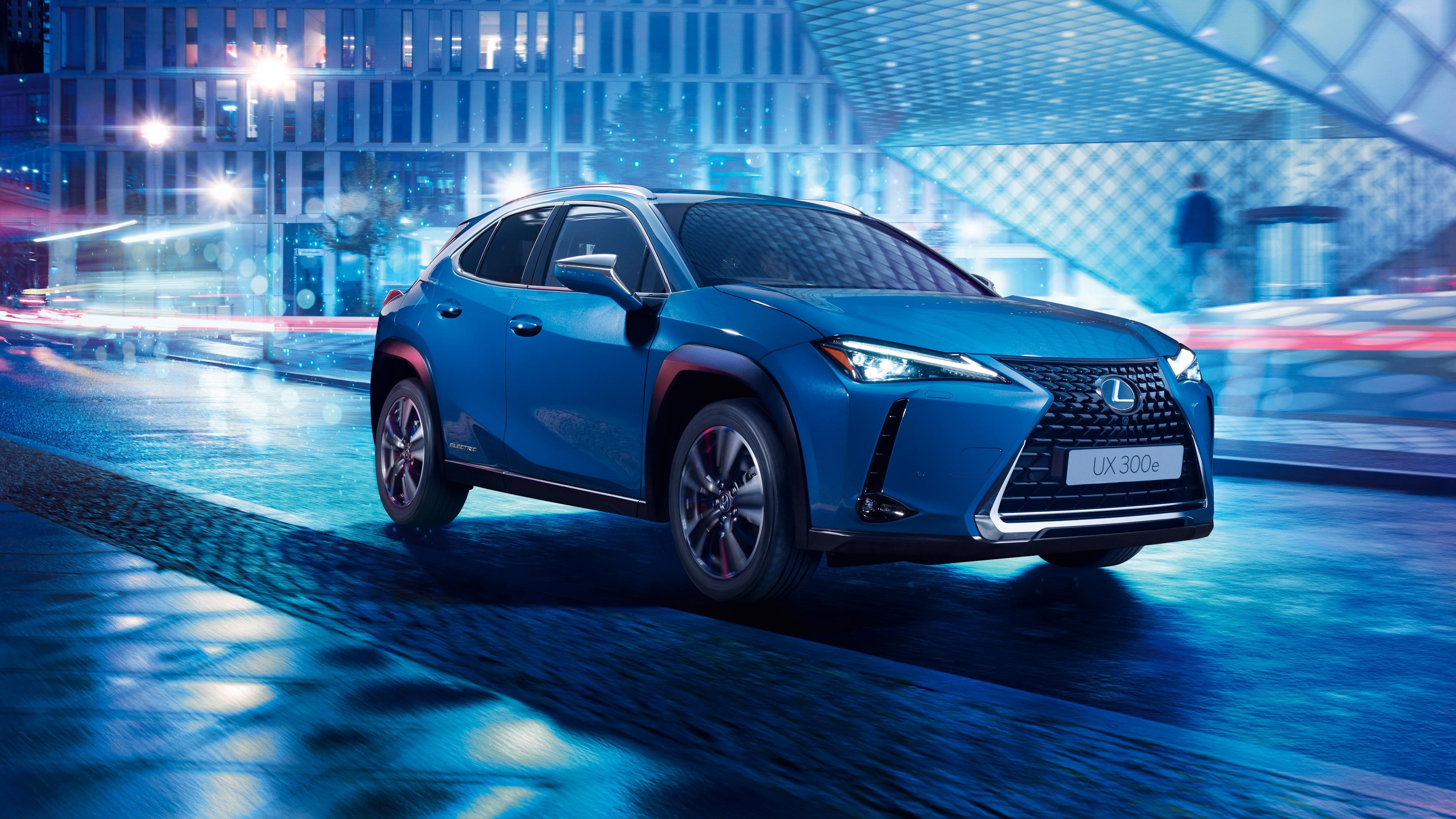 Her er Lexus' første elbil – håper å doble salget i Norge