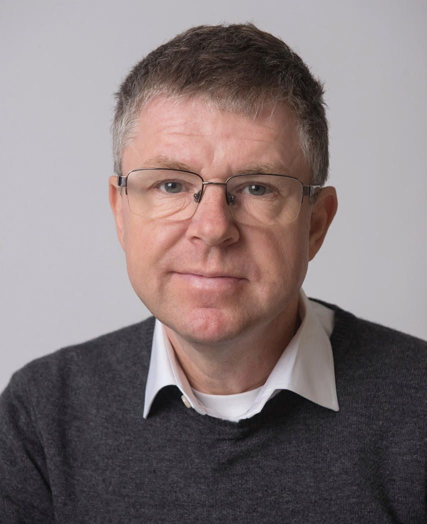 Daglig leder i UAS Norway, Anders Martinsen.