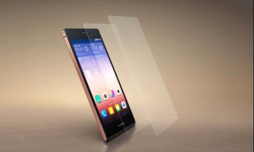 Huawei Ascend P7 Sapphire Edition.Foto: Huawei