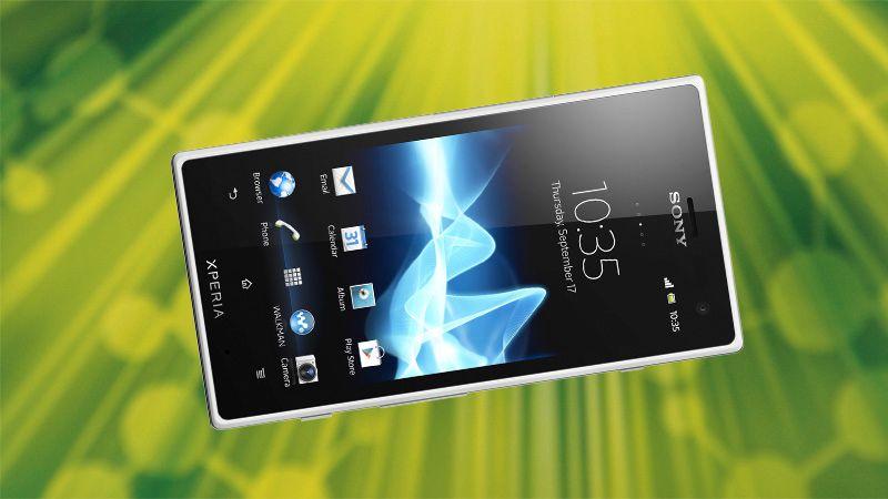 Vant du en Sony Xperia Acro S?