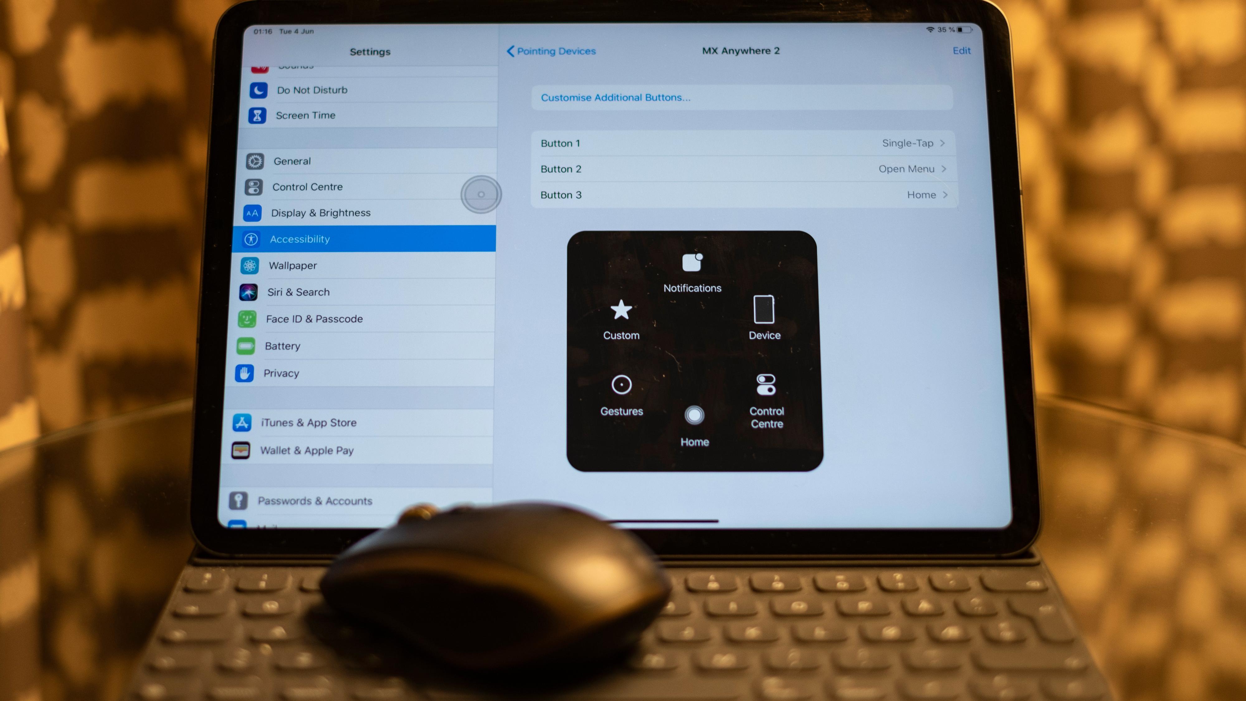 Nyheten Apple glemte å nevne: iPad får støtte for mus