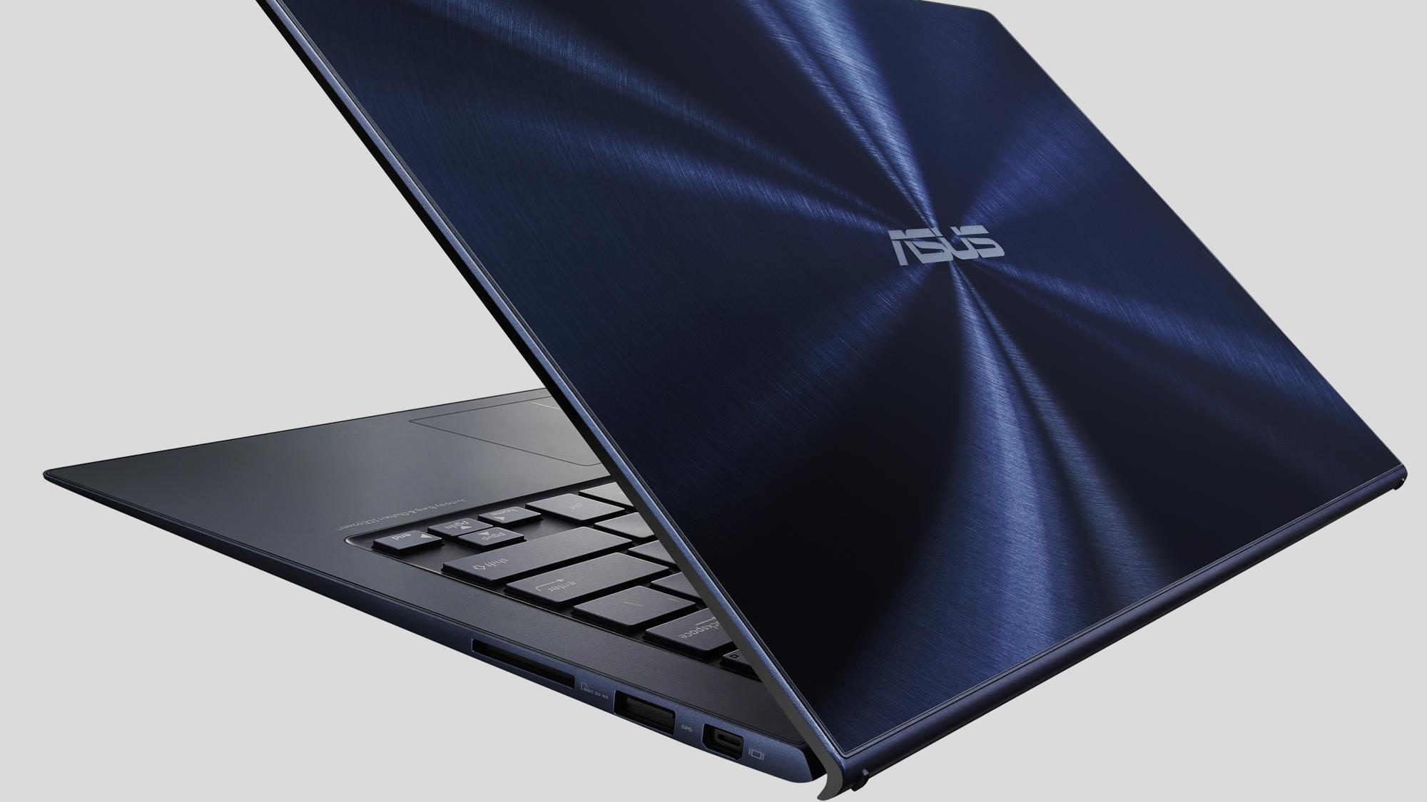 Sjekk Asus' lekre nye bærbare med superskjerm
