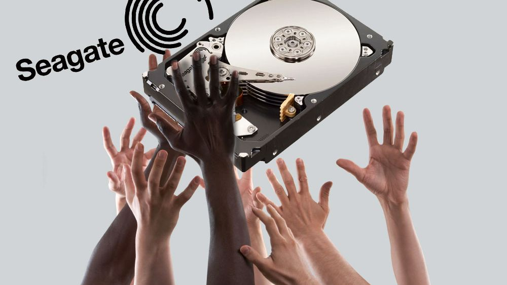 – I 2012 går vi tom for harddisker
