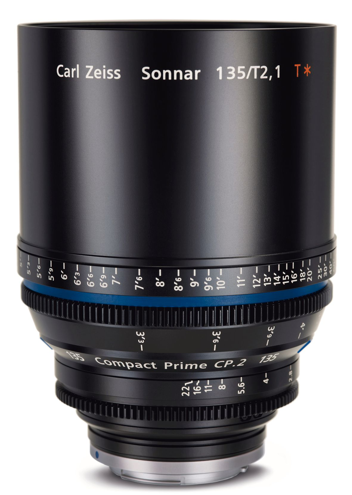 Carl Zeiss Compact Prime CP.2 135mm T2.1 passer kanskje bedre for deg som liker å stå litt lengre unna.