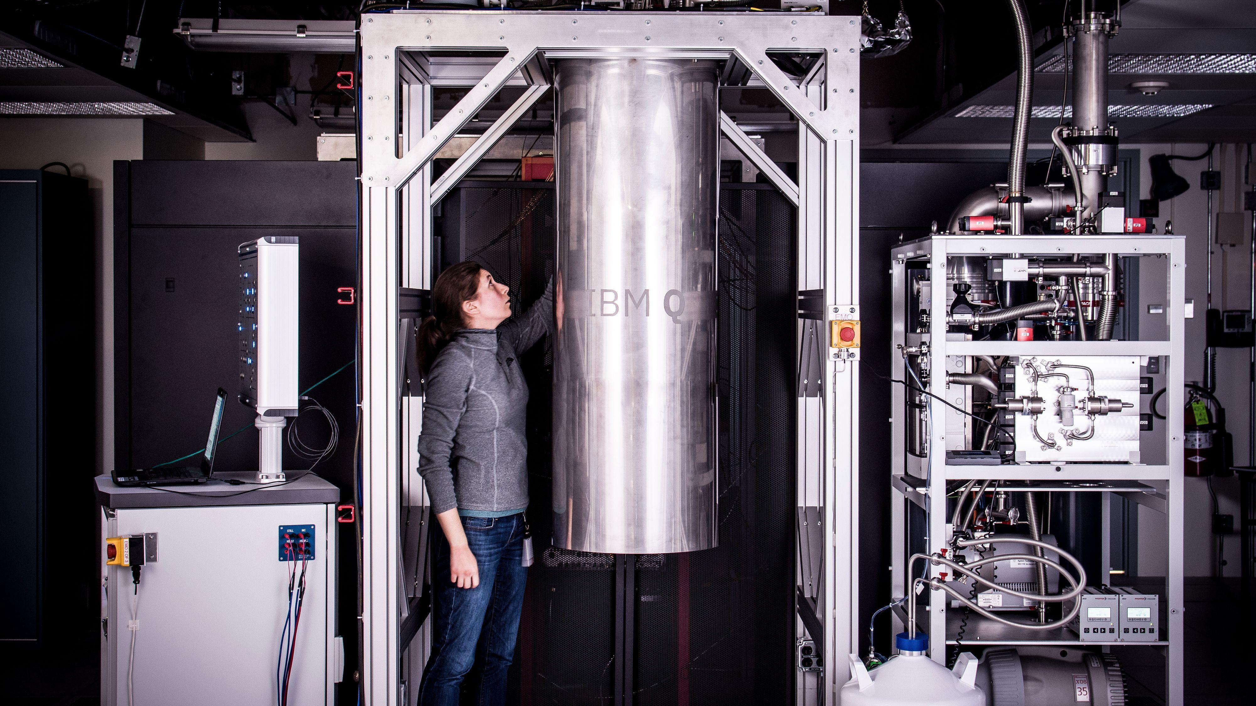 De mystiske kvantedatamaskinene har gjort et nytt, stort fremskritt