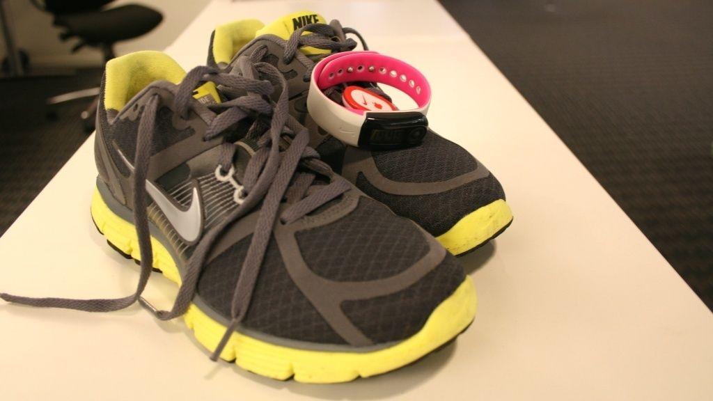 Test av Nike+ Sportband