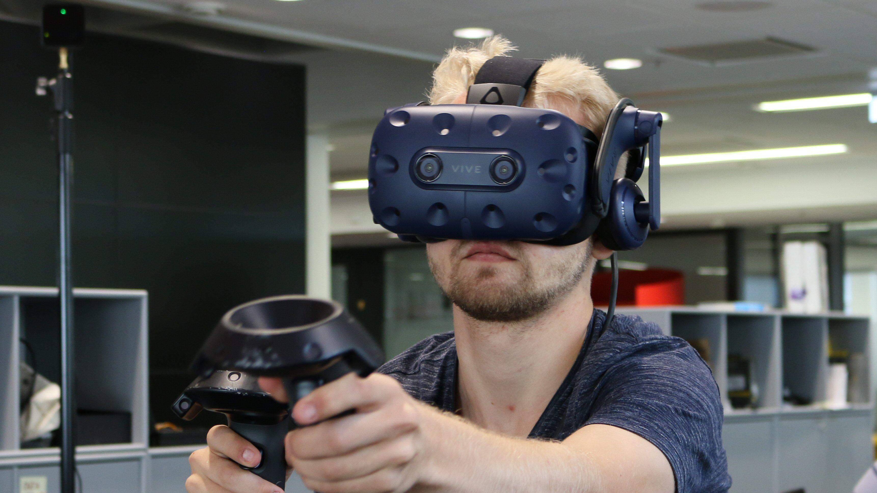 Nå gjør Valve VR med Vive enda bedre