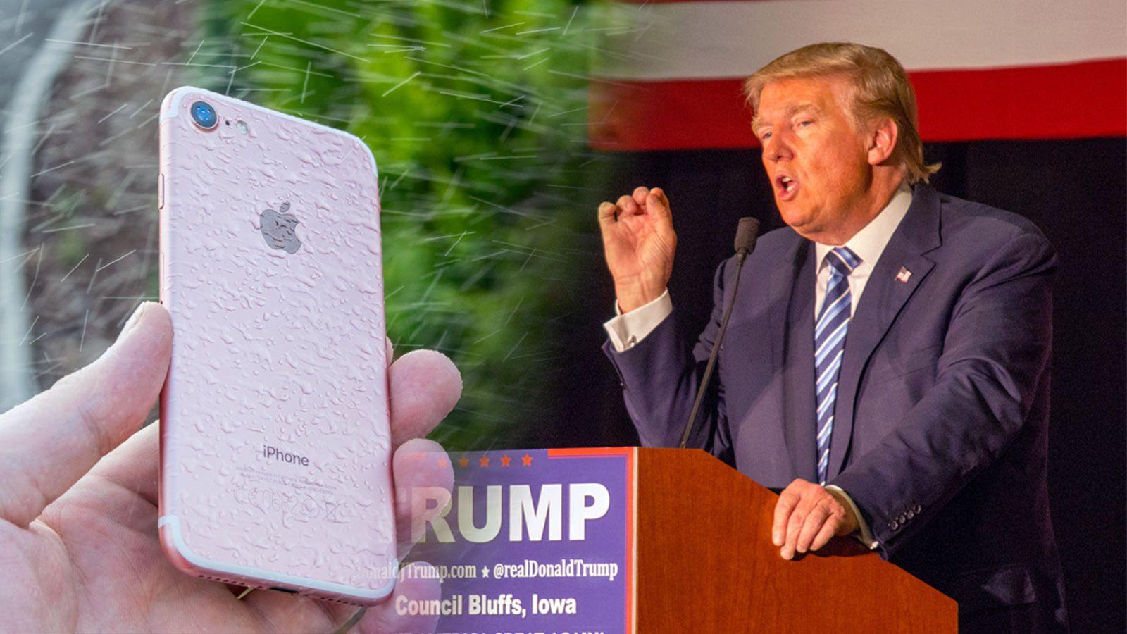 Trump: – Jeg vil flytte iPhone-produksjonen til USA