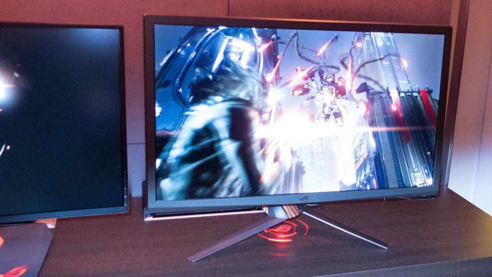 Dette kompromisset vil ikke glede de som har bladd opp 25 000 kroner for Asus' nye skjerm