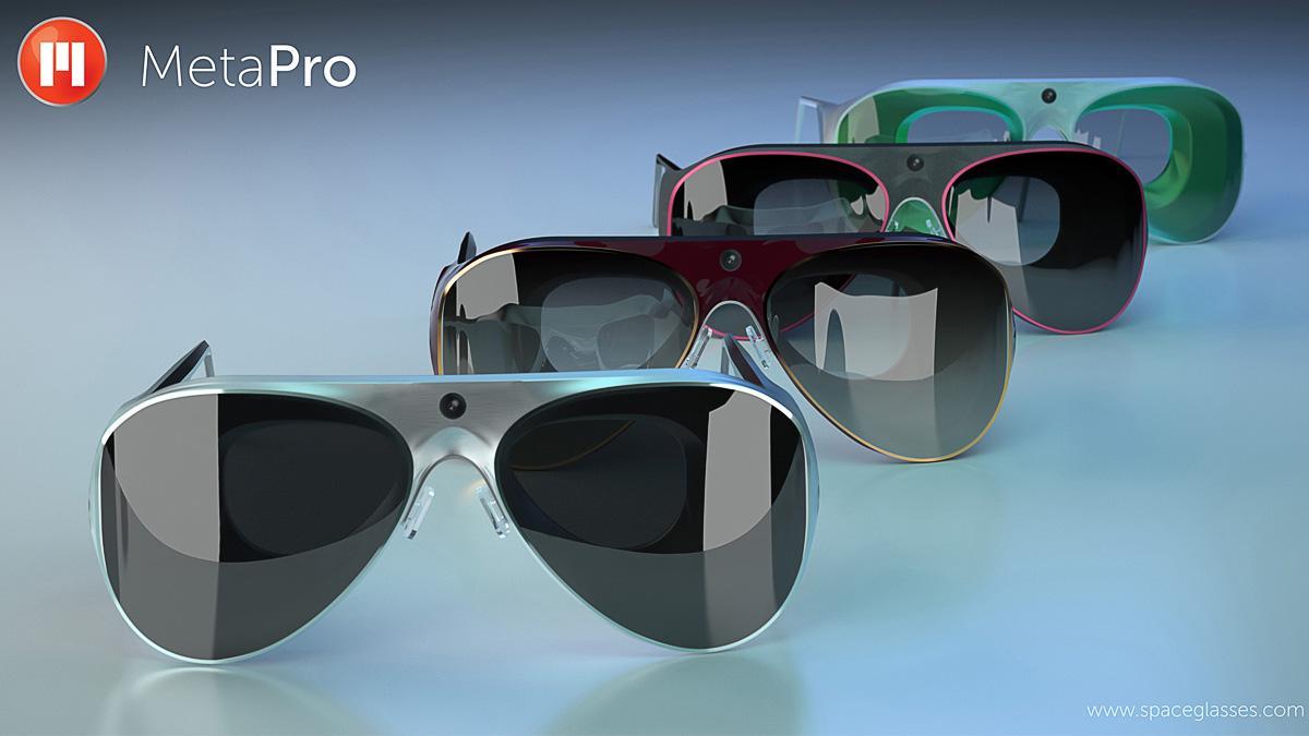 Disse brillene får Google Glass til å skjelve i buksene