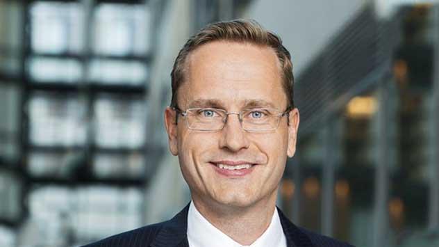 Snorre Storset, administrerende direktør i Nordea Norge.