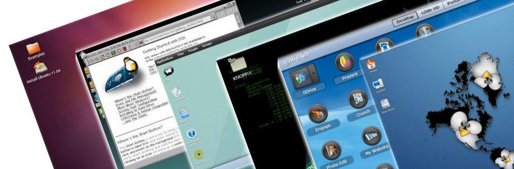 Alternative operativsystemer