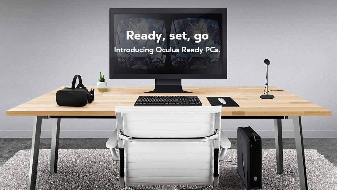 Nå kommer det PC-er som er bygget spesifikt for VR-brillene