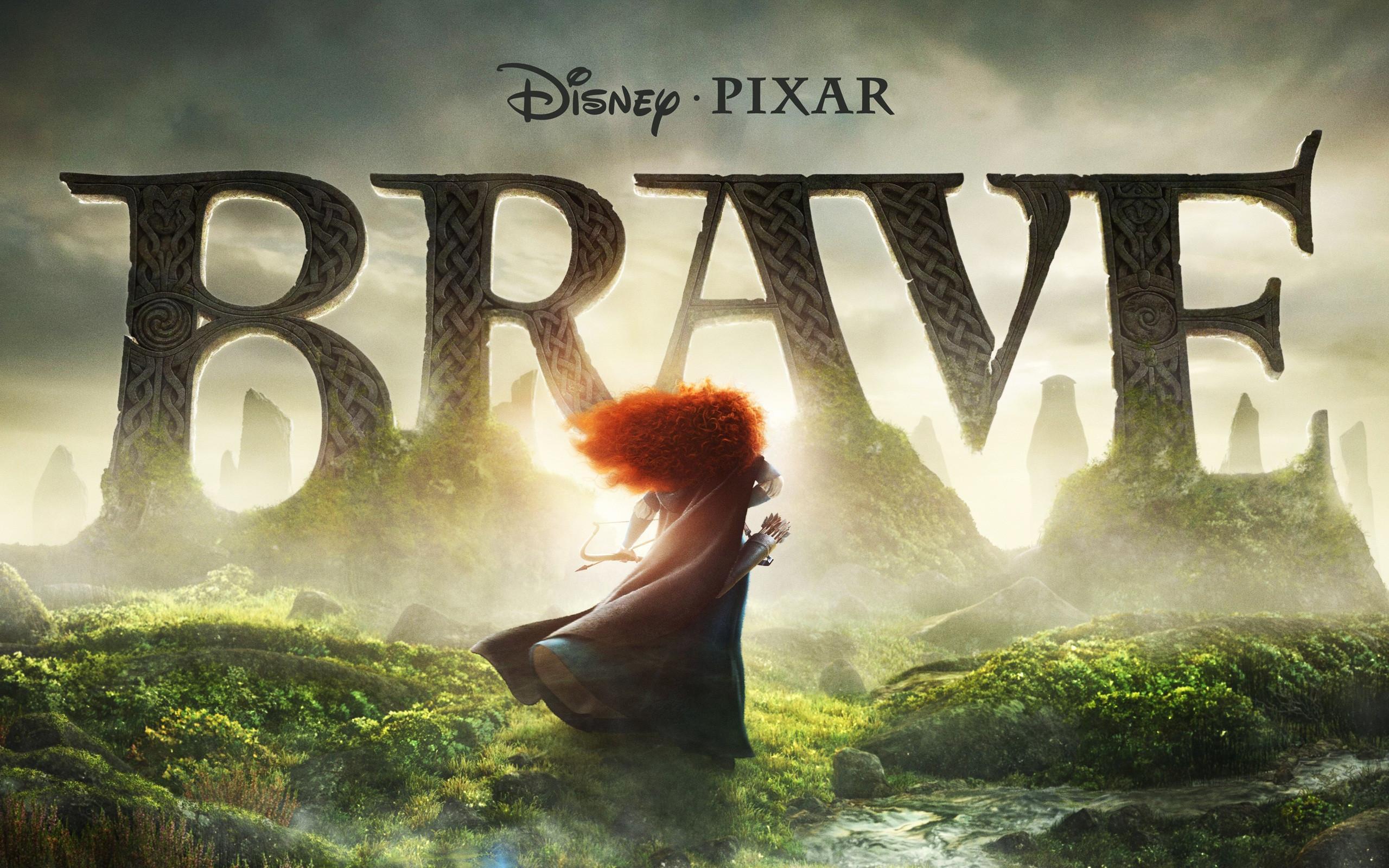 Brave ble første film med Dolby Atmos-lyd. Bilde: Disney Pixar