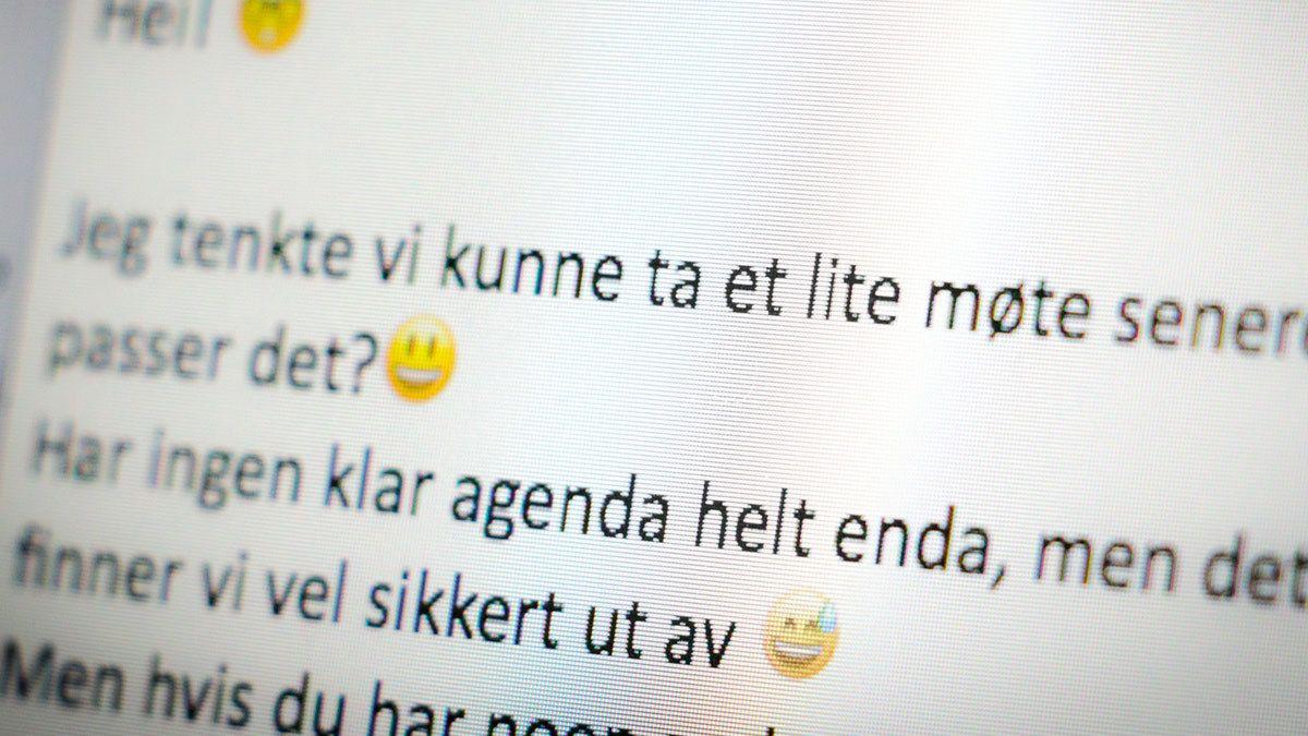 Forskere: – Å bruke emojier i jobbsammenheng får deg til å virke dum