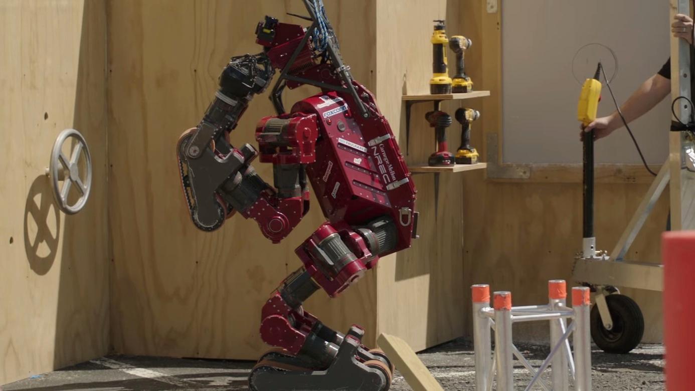 Se verdens flinkeste roboter konkurrere i dag