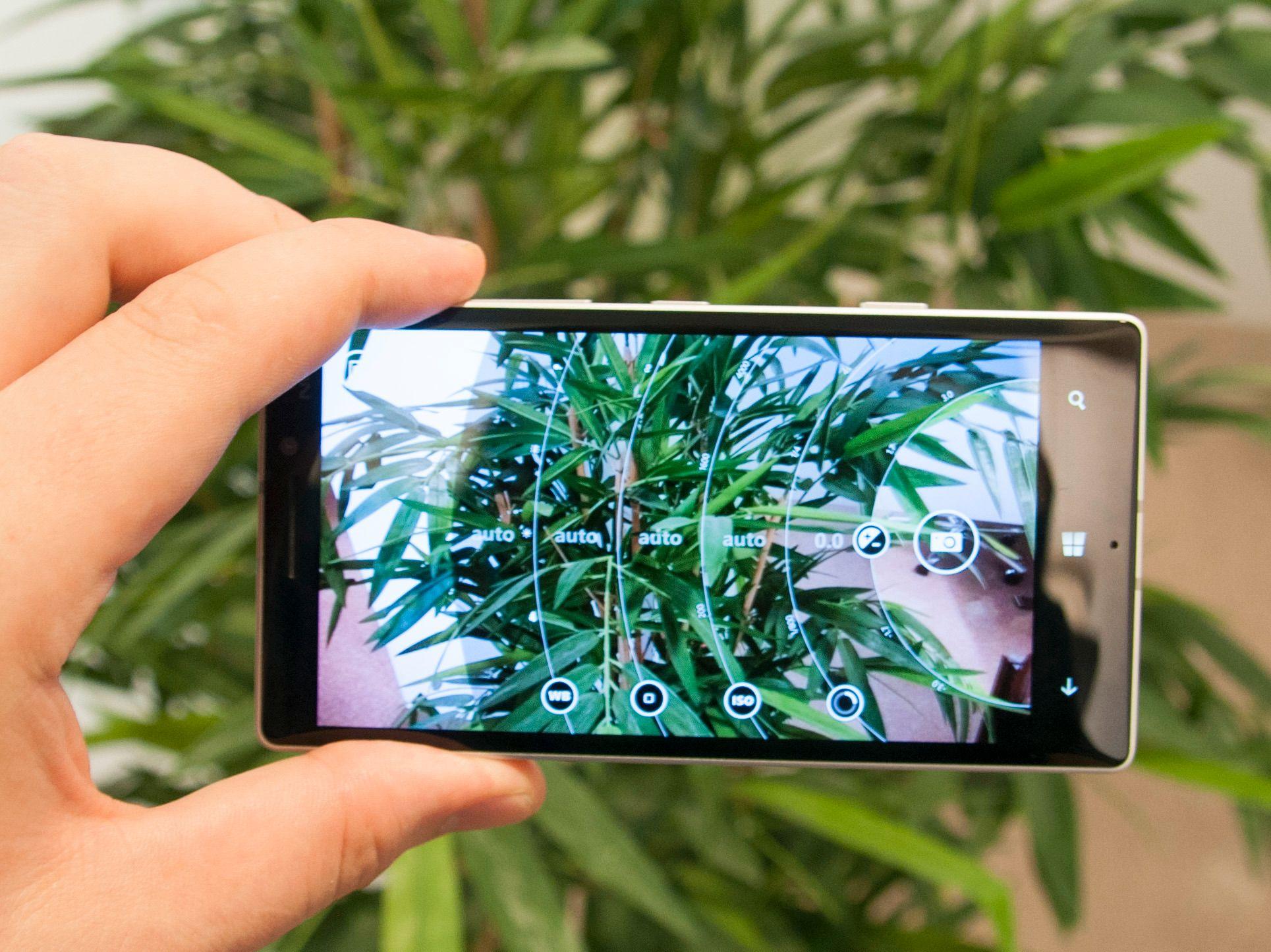 Kameraet i Lumia 930 er svært bra.Foto: Øystein W. Høie