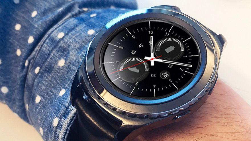 Denne Samsung-klokken er verdens første med elektronisk SIM-kort